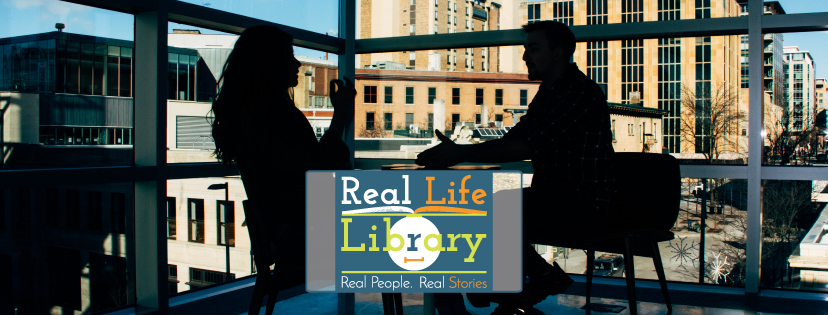 Real Life Library connects people